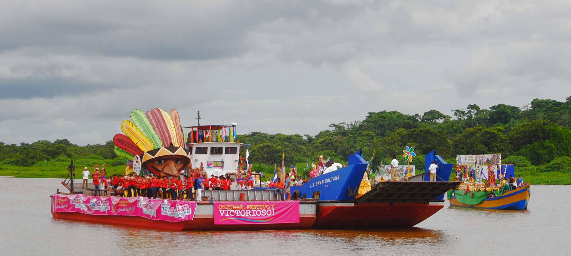 Carnaval Acuático